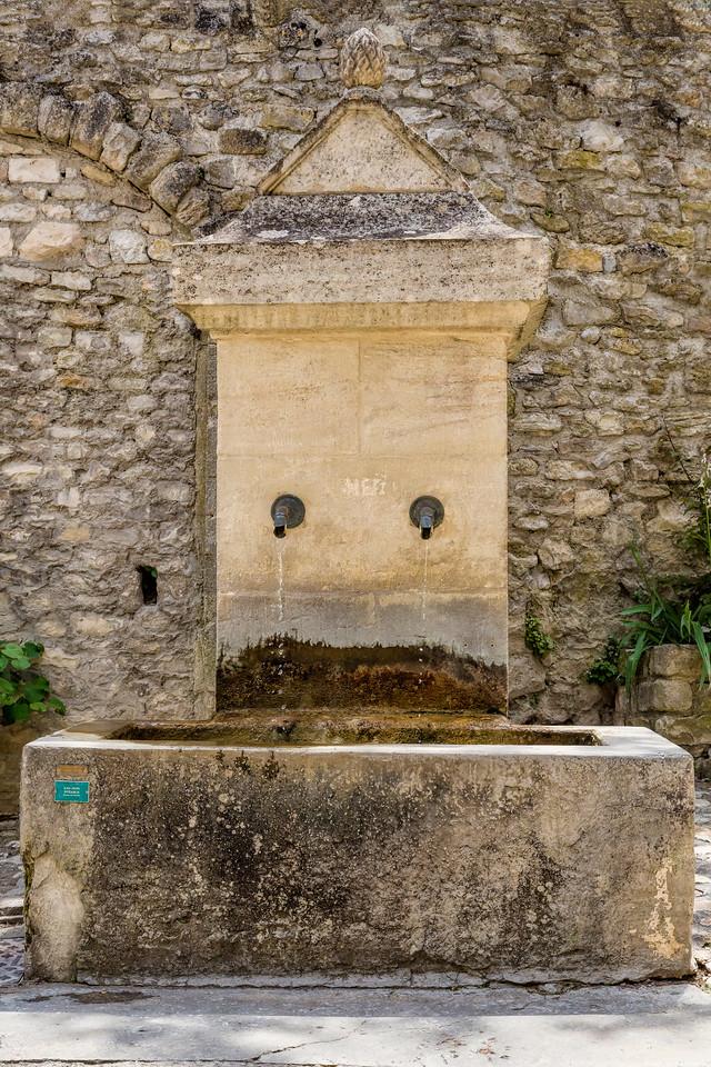 Old Town Water Supply, Vaison-la-Romaine