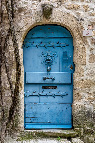 Old Town Door, Vaison-la-Romaine