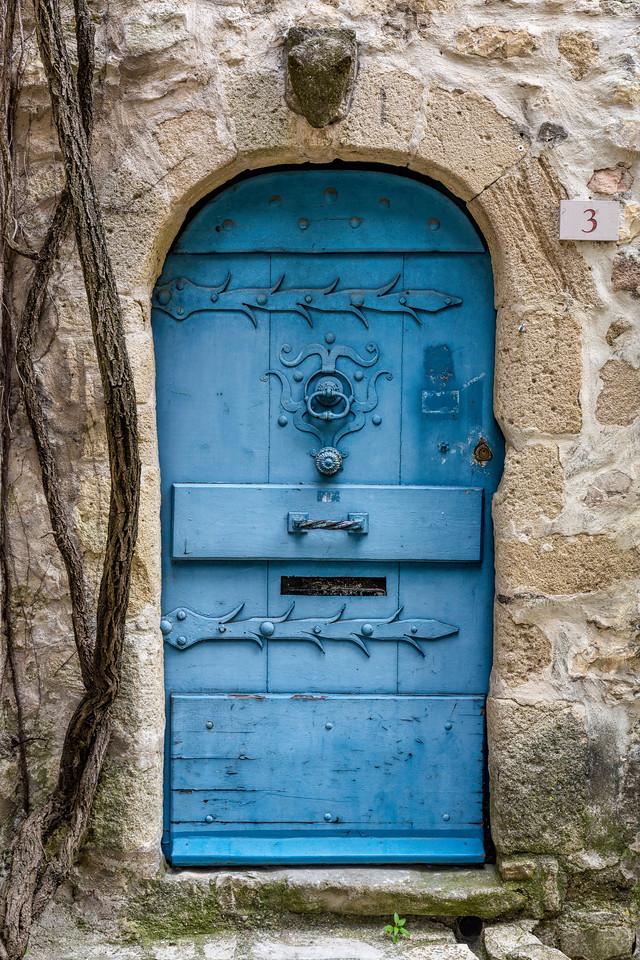 Old Town Door, Vaison-la-Romaine