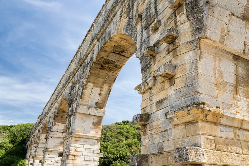 Pont du Gard (Roman Aqueduct )