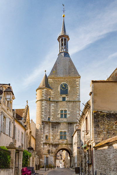 Old Village Gate, Avallon