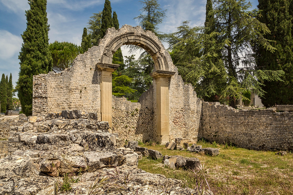 Roman Baths of La Villasse