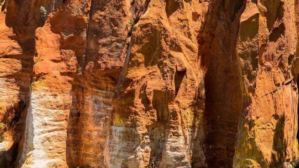 Ochre Cliffs