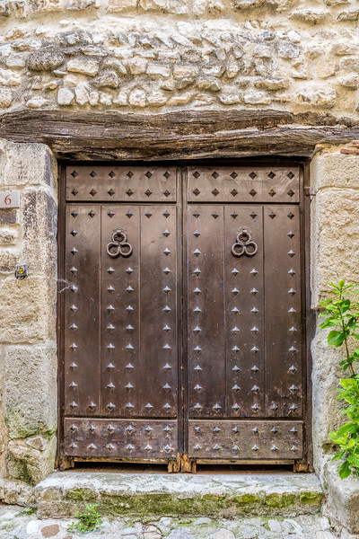 Old Town Door, Vaison-la-Romaine 2