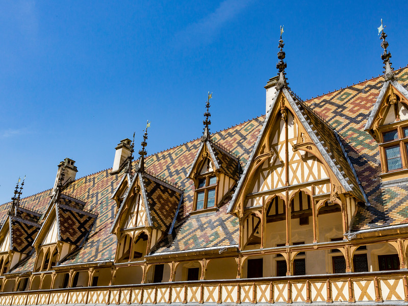 15th Century Hospital for the Poor, Beaune