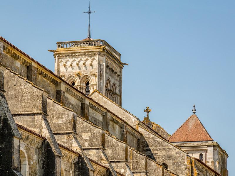 Basilica of Saint Mary Magdaline, Vizelay