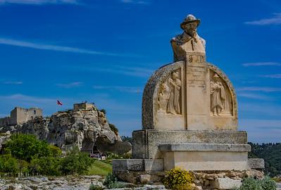 Charloun Rieu Grave - Les Baux de Provence