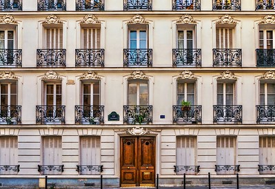 Parisian style...