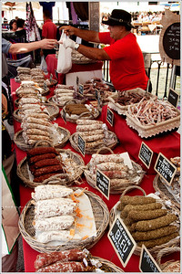 The Sausageman's creed... variety is the spice of life.