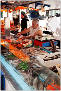 Fishmonger.