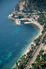 Spectacular views of the French Riviera from Chateau Eza