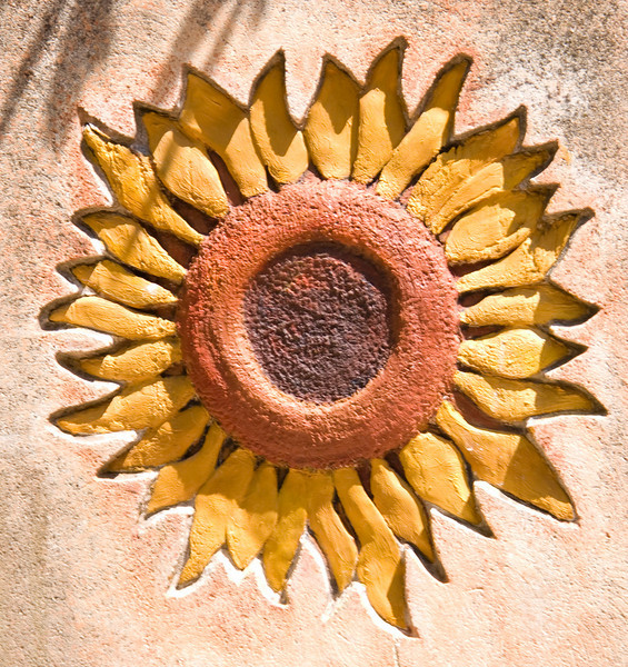 Roussillon Sunflower