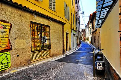 Antibes street