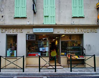 Boulangerie: