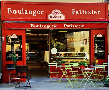Forcalquier Boulangerie: