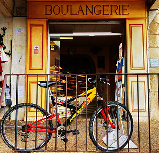 Boulangeries of Provence