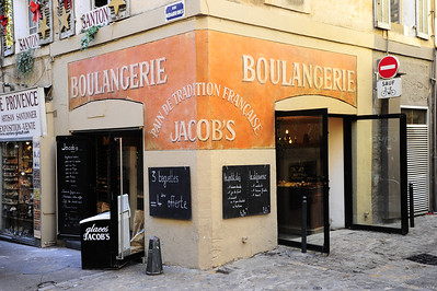 Another Jacob's in Aix en Provence