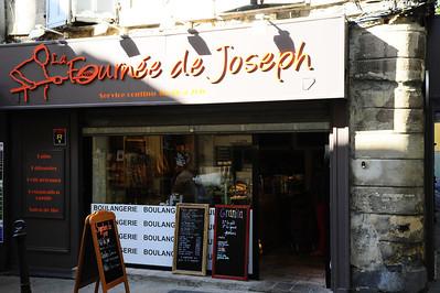 Boulangerie La Fournee de Joseph in Aix en Provence