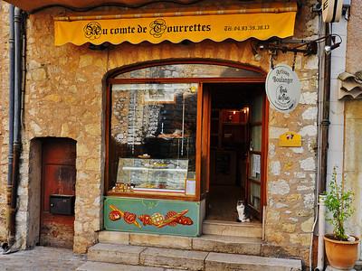 Tourrettes sur Loup Boulangerie: