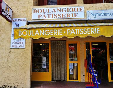 Touet sur Var Boulangerie