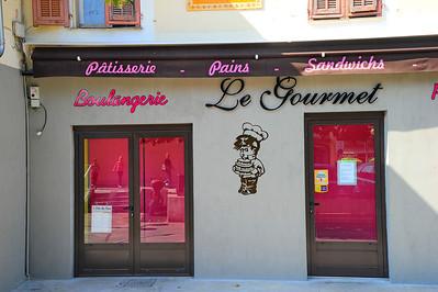 Menton's Le Gourmet Boulangerie