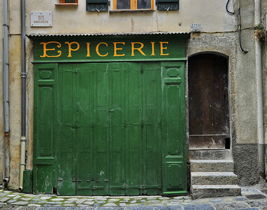 Shops in Provence