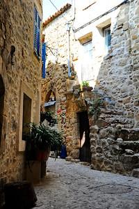 Narrow passages