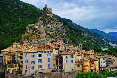 Entrevaux: Village and Citadel