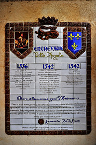 History of Entrevaux
