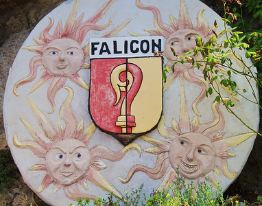 Falicon town crest