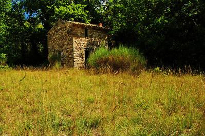 Stone house near Sault