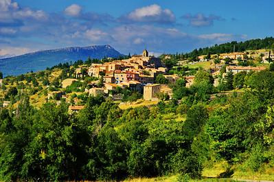 Aurel and Mt. Ventoux