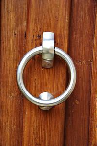 modern door knocker