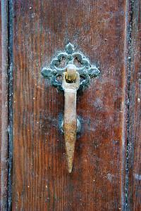 Coursegoules door knocker