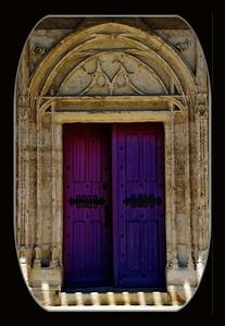 French_door_purple_church-open_ border-D3S2517