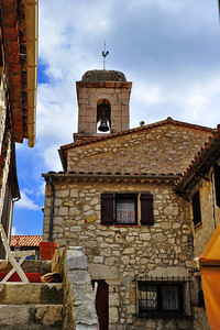 Goudon's campaneil (bell tower)