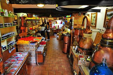 A Perfumerie Shop