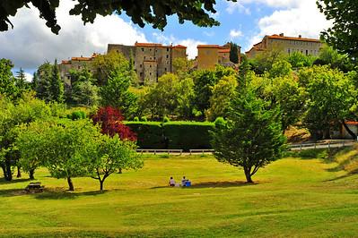 Gourdon, France