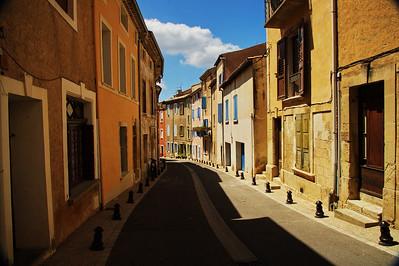 St Saturnin street