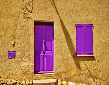 Valensole_Purple_Door-shutter-mailbox_LAN2094_11X14