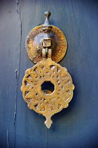 LeBroc door knocker