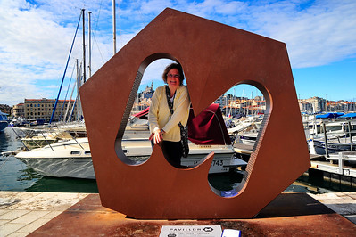 Marseille, France MA in the big M for Marseille