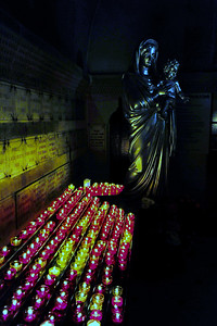 Notre Dame de la Garde, Marseille, France