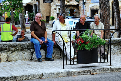 Tourretttes; old guys never too old to look