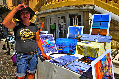 Vence, HDR photographer selling her photos