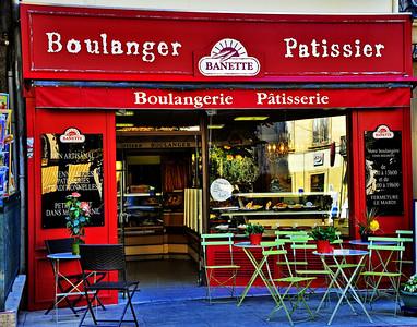 Forcalquier Boulangerie