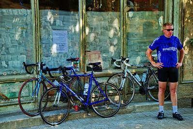 "Bike rider who dreams of the ""Tour de France"""