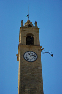 Forcalquier bell tower
