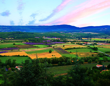 Early morning in Sault you can witness the colors in the valley come alive with the sunlight.