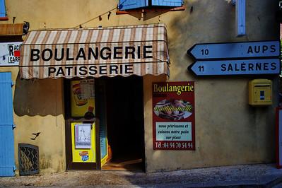 Tourtour's Boulangerie